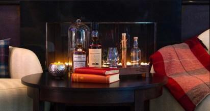 LOBBY - Fireplace Whisky