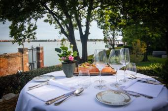 2. F&B - Private Dinner at Sunset Hill