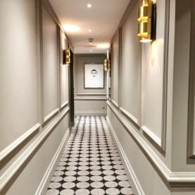 2nd floor corridor Flemings Mayfair.