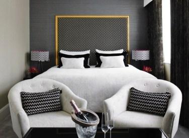 709 - Penthouse bedroom