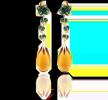 Emily H London Earrings