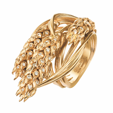 Chaumet Wheat RIng