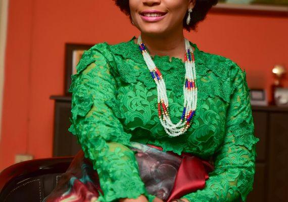 Susan Eyo-Honesty, founder, Glam and Essence Style Awards