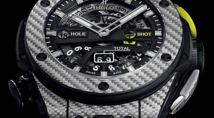 The New Hublot Big Bang Golf Watch Is Specially Made For Golfers