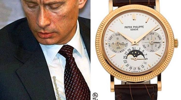 president of Russia Federation, Vladimir Putin