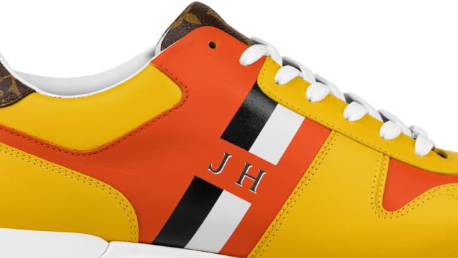 louis vuitton sneaker-yellow_pm1_detail-view