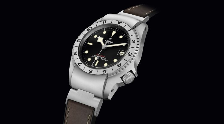 tudor New Legendary Black Bay P01