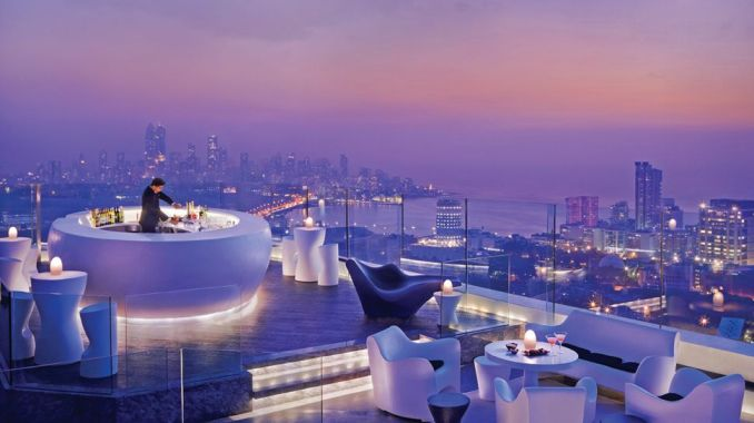 LOUNGES AER, FOUR SEASONS HOTEL, MUMBAI, INDIA