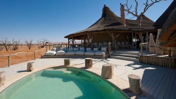 LITTLE KUALA, NAMIBIA