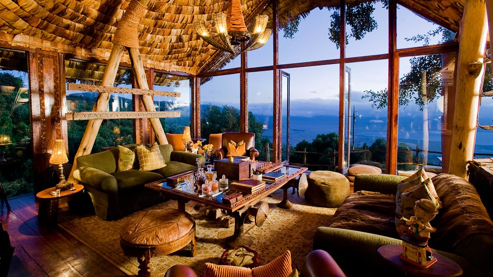 Top 10 most exclusive safari lodges in Africa - The Luxury ...