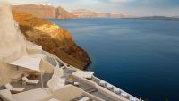review mystique luxury collection hotel santorini greece