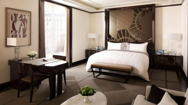 PENINSULA PARIS - GUEST ROOM