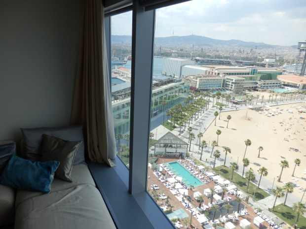 FABULOUS ROOM: VIEW FROM ROOM
