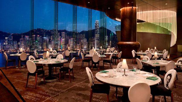FELIX RESTAURANT, HONG KONG, CHINA