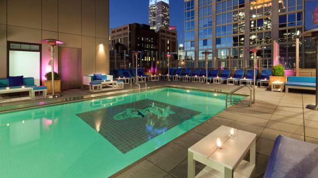 PARK AVENUE HOTEL, NYC