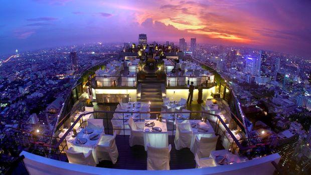 VERTIGO GRILL, BANGKOK, THAILAND