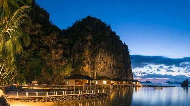EL NIDO LAGEN ISLAND, PHILIPPINES