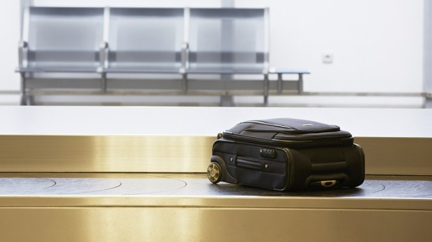 lost or delayed luggage