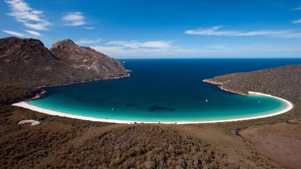9. TASMANIA (AUSTRALIA)