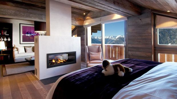 THE LODGE VERBIER (SWITZERLAND)