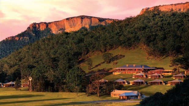 EMIRATES WOLGAN VALLEY RESORT & SPA, NEW SOUTH WALES