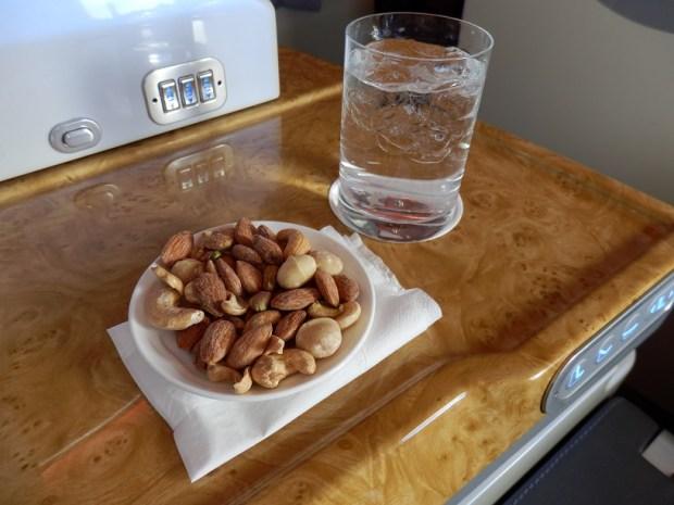 SPRITE & WARM NUTS