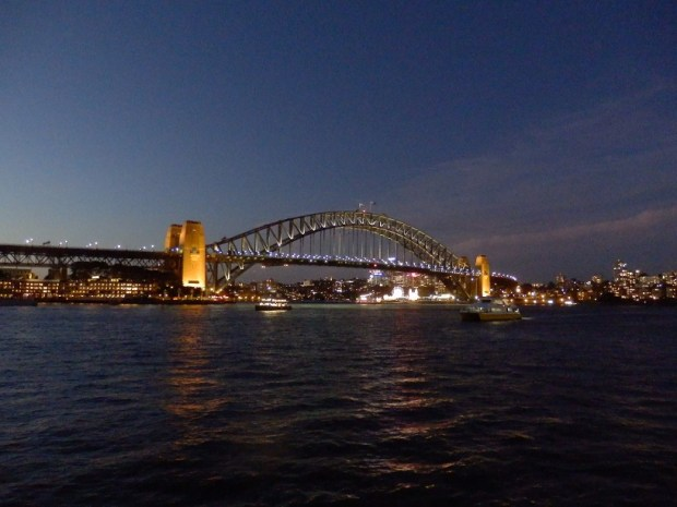 HARBOUR BRIDGE & HOTEL