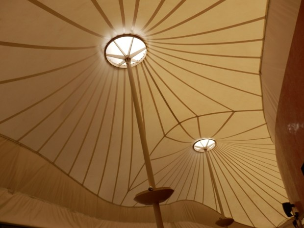 DUNE HOUSE: TENT