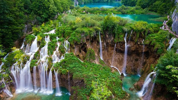 PLITVICE WATERFALLS, CROATIA