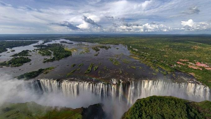 VICORIA FALLS, ZIMBABWE & ZAMBIA