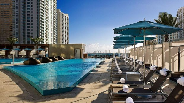 EPIC HOTEL, A BOUTIQUE KIMPTON HOTEL, MIAMI, USA