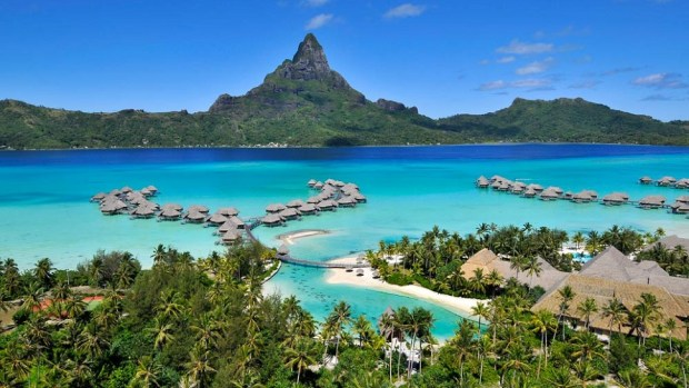 INTERCONTINENTAL BORA BORA RESORT & SPA