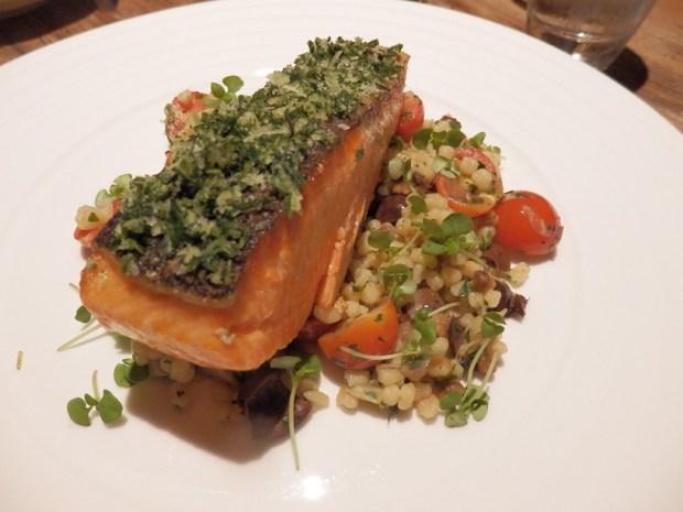 AMICI RESTAURANT: DINNER