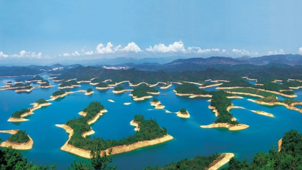 ANANTARA QIANDAO LAKE RESORT & SPA, CHINA