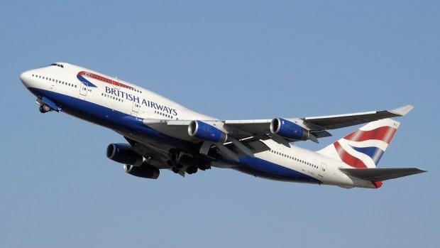 BRITISH AIRWAYS 747-400ER