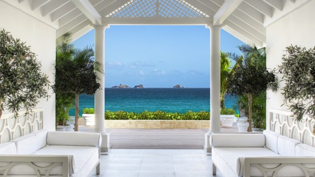 CHEVAL BLANC ST BARTH ISLE DE FRANCE, FRENCH WEST INDIES