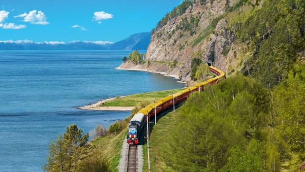 GOLDEN EAGLE TRANS-SIBERIAN EXPRESS, RUSSIA, MONGOLIA AND CHINA
