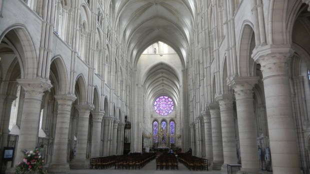 NOTRE DAME CATHEDRAL, LAON