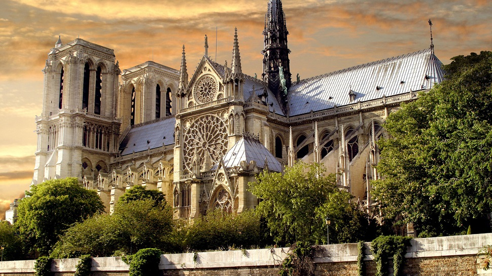 Top 10 Most Beautiful Cathedrals Of France The Luxury