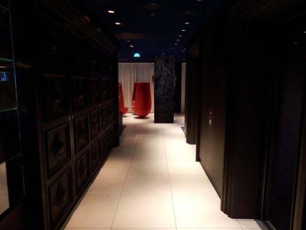 HALLWAY TO ELEVATORS