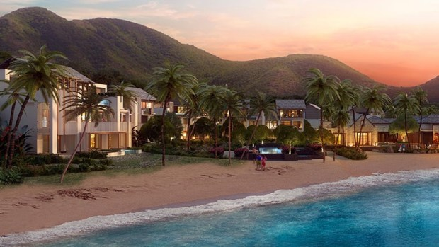 PARK HYATT ST KITTS, THE FEDERATION OF ST CHRISTOPHER AND NEVIS