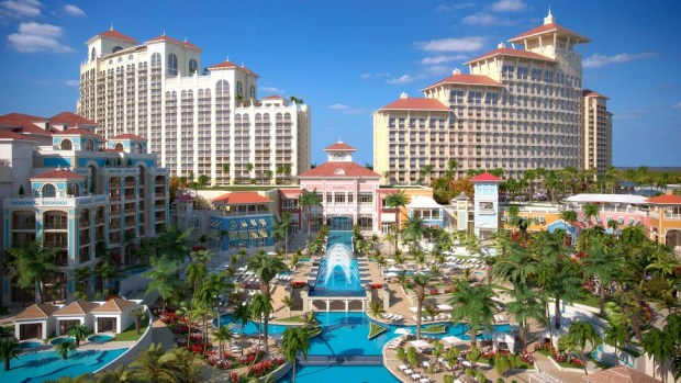 ROSEWOOD AT BAHA MAR, BAHAMAS