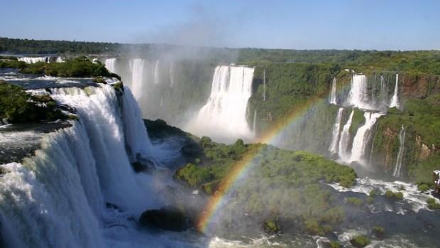 IGUAZU FALLS, BRAZIL & ARGENTINA