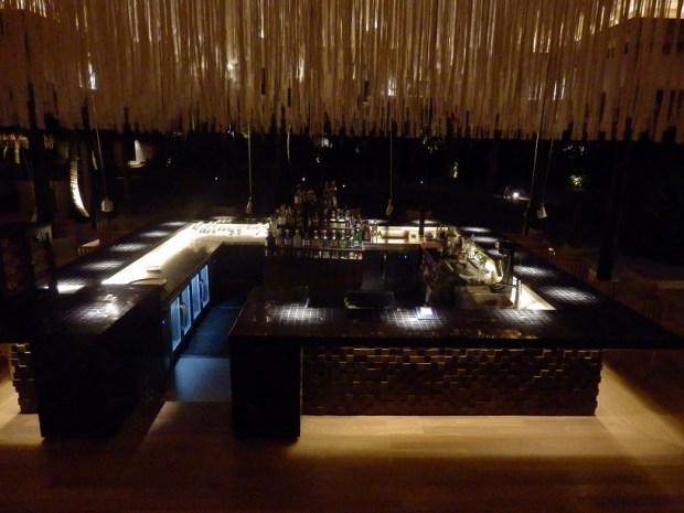 THILA BAR AT NIGHT