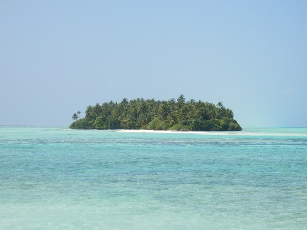 NEARBY DESERTED ISLAND