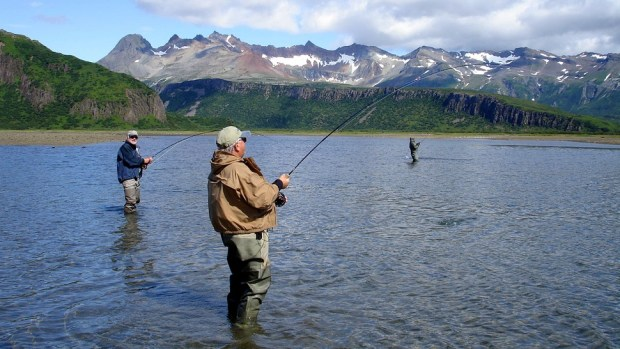 CATCH A KING SALMON IN KETCHIKAN'S WATERS