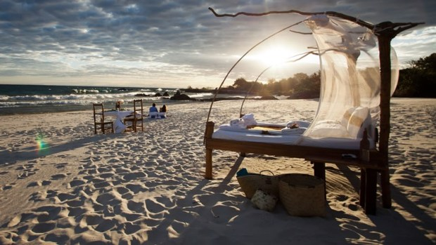 NKWICHI LODGE, MOZAMBIQUE