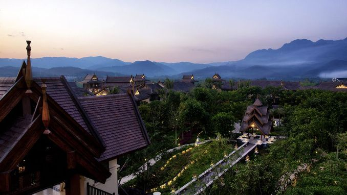 ANANTARA RESORT & SPA, XISHUANGBANNA