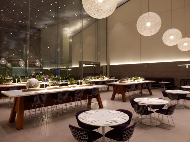 AL MOURJAN BUSINESS LOUNGE: BRASSERIE