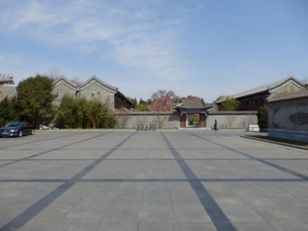 CENTRAL COURTYARD